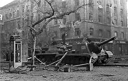 El levantamiento de Hungría