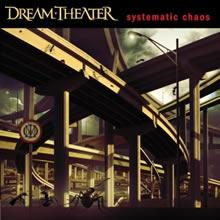 """Portada de la versión regular de """"Systematic Chaos"""""""