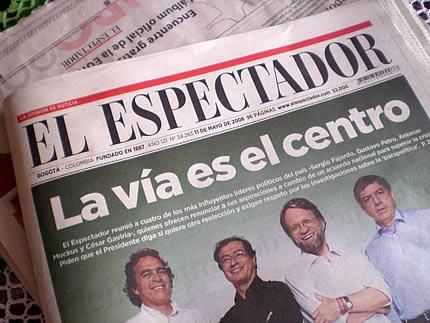 El Espectador vuelve a ser diario, 11 de mayo de 2008