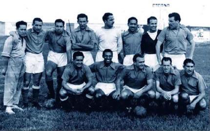 Millonarios en 1952