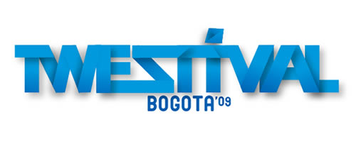 Logo del Twestival Bogotá (@lafurys)