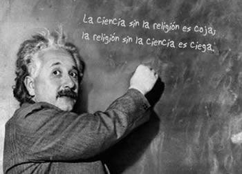 Einstein, ciencia y fe