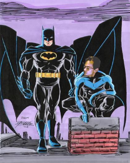 El Doc y Batman