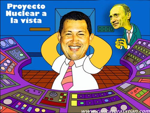 hUMOR pOLÍTICO 20090915-chavez