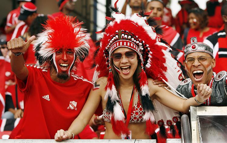 Resultado de imagem para SELECCION Trinidad y Tobago CHICAS HERMOSAS