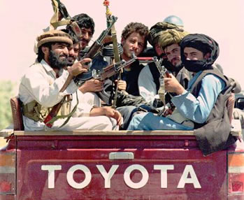 Peligrosos Muchachos Talibanes