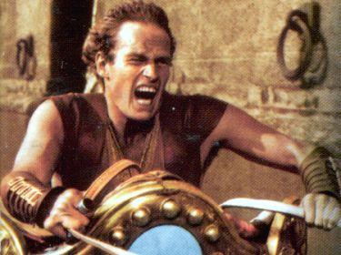 Charlton Heston en Ben Hur