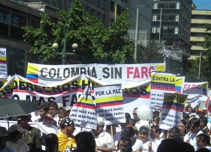 Colombia sin FARC