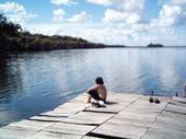 Laguna en Carimagua