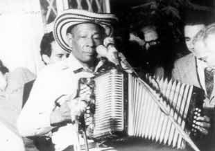 Acordeoneros que han marcado la historia de Colombia! part.1
