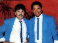 Orozco e Israel Romero