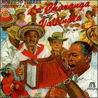 Roberto Torres presenta La charanga vallenata