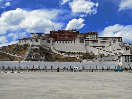 Foto de mckaysavage - Tíbet - Lhasa - Potala Palace 2