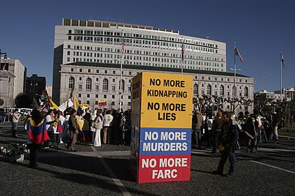 Marcha en San Francisco