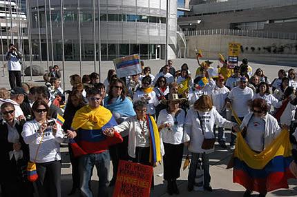 Marcha en San José, CA