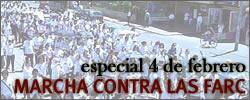 Especial 4 de febrero - Marcha contra las FARC
