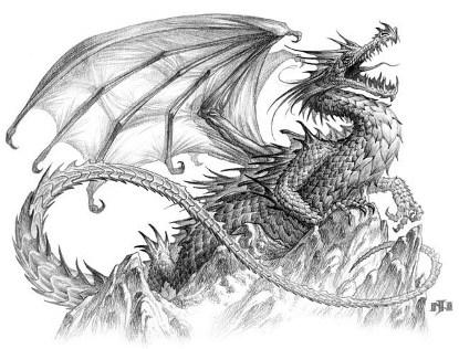 """""""El Nombre del Viento"""" Dragon2"""