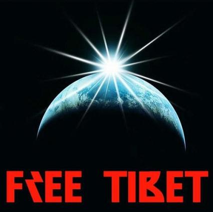 Free Tibet - Foto de Guano - Licencia CC-Atribution-Sharealike