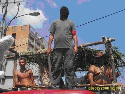Marcha en Maracaibo